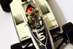 Brabham BT49C by Minichamps