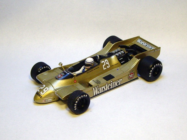 Arrows A2 by Minichamps
