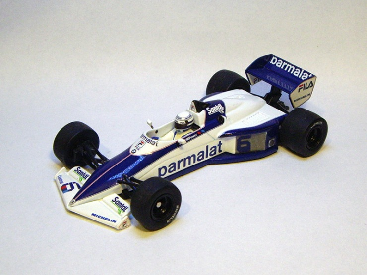 Brabham BT52 by DeAgostini