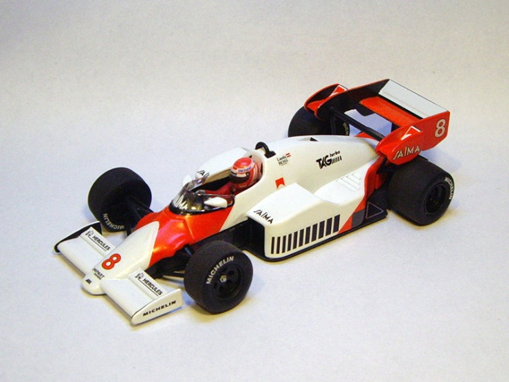 McLaren MP4/2 by Minichamps