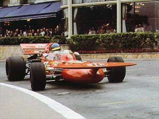 March 711 (Ronnie Peterson - GP Monaco 1971)